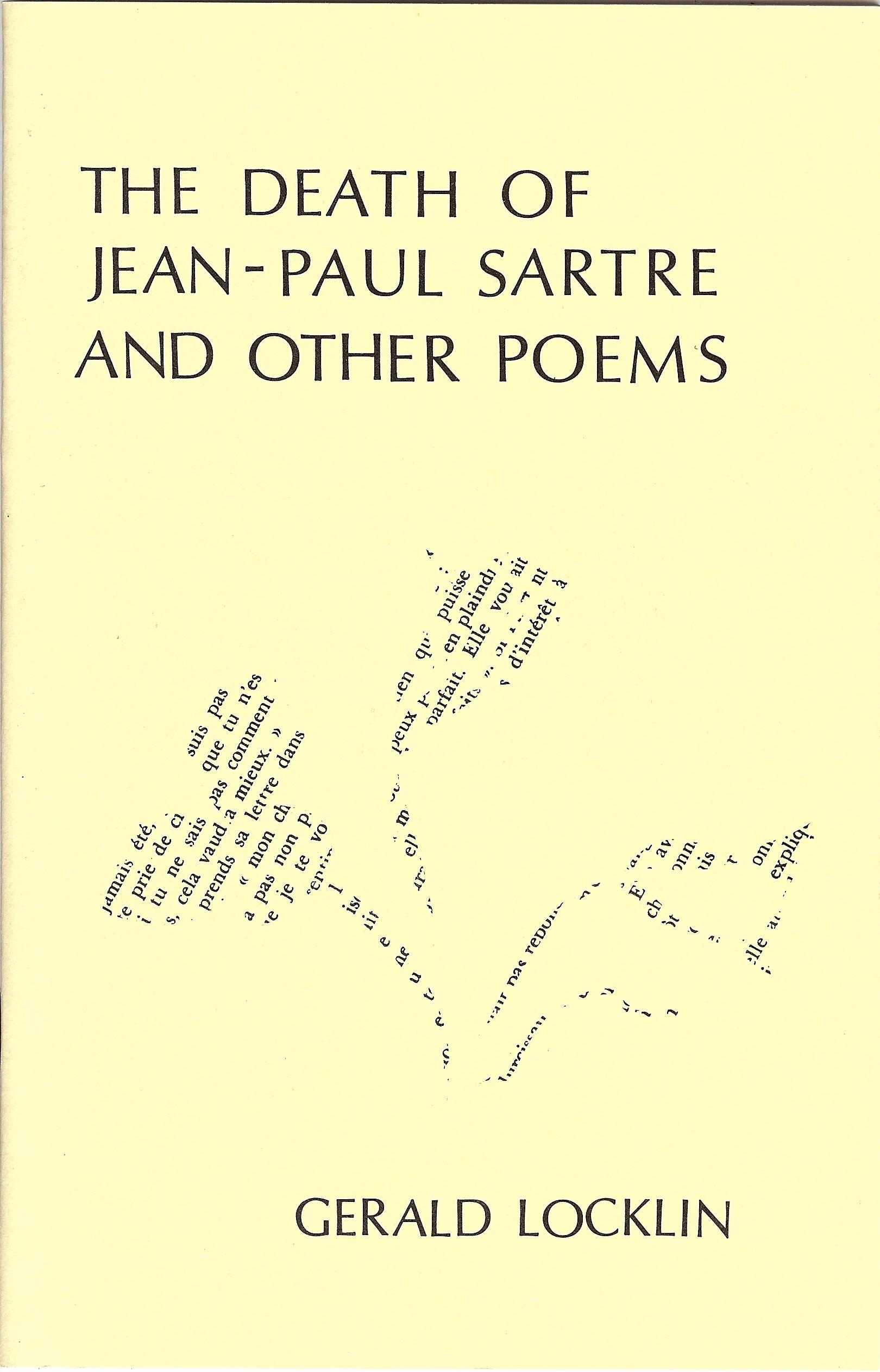 dissertation sur jean paul sartre Page 1 sur 2 dissertation sujet 4: sartre à écrit « longtemps j'ai pris ma plume pour une épée   auteur prolifique, jean paul sartre.